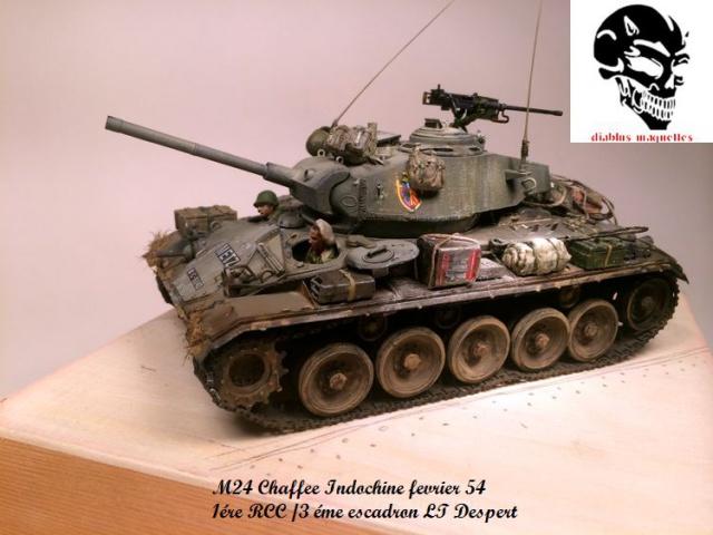 M24 Chaffee light tank, AFV Club 1/35 - Page 3 214624IMG3637