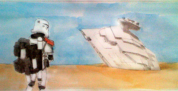 Aquarelles Star Wars - Page 4 214664IMG1038