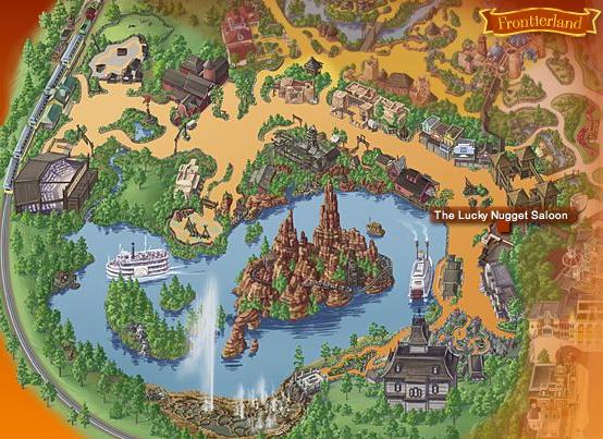 [Frontierland] Lucky Nugget Saloon 214669TheLuckyNuggetSaloon