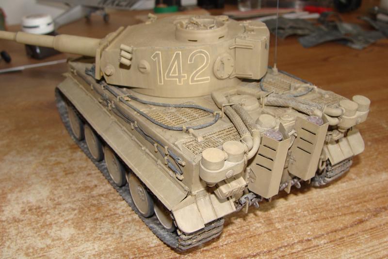 Tigre I - Tamiya ref 35156 - 1/35 - Page 5 215565DSC05433