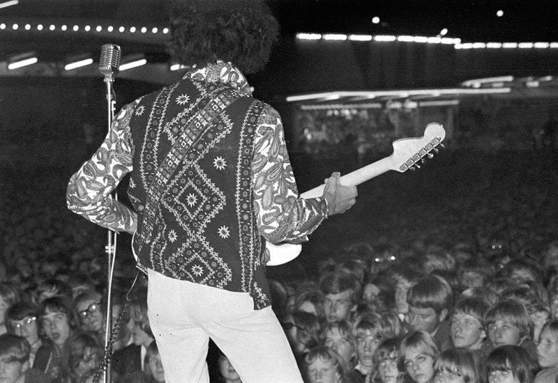 Göteborg (Stjaarnscenen) : 12 septembre 1967 [Second concert] 21561619670912secondshowBjpg
