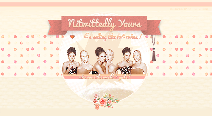 NITWITTEDLY YOURS ❥