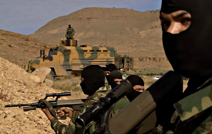 Armée Tunisienne / Tunisian Armed Forces / القوات المسلحة التونسية 216811xxx