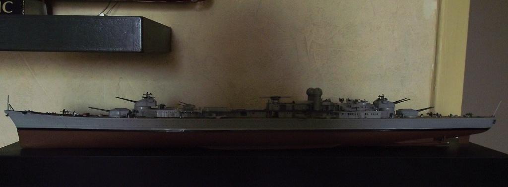 Prinz Eugen Trumpetter 1x350 avec PE Eduard 217344PrinzEugen1x35019