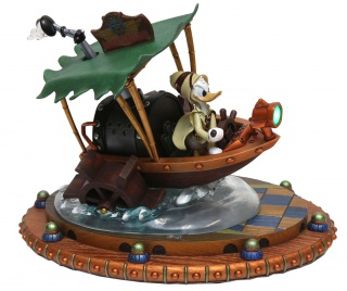 (Disneyland Park) The Disney Gallery - Exposition Mechanical Kingdoms - Steam-Driven Visions of a Victorian Future 219256tdg6