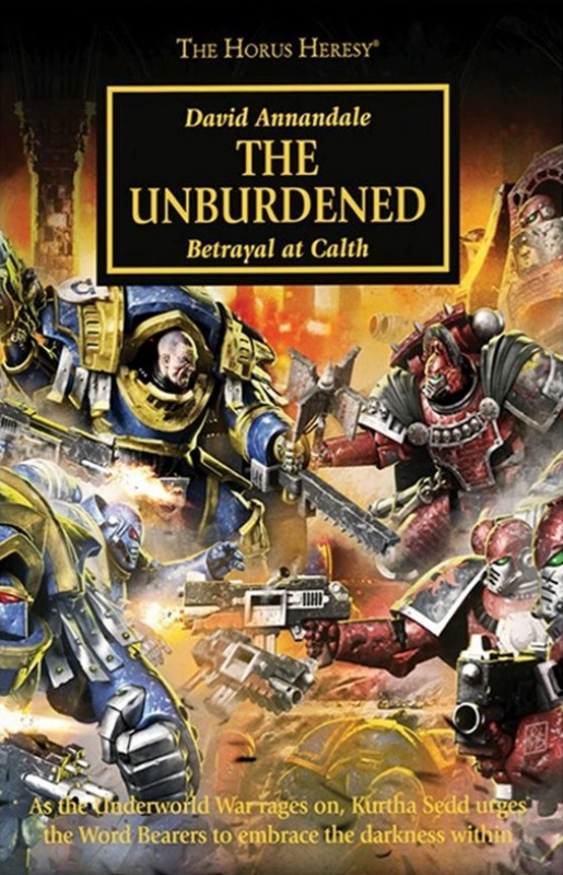 [Horus Heresy] The Unburdened de David Annandale 2197117612