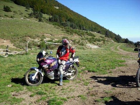 Gros trail et ++ en balade  à Axat , samedi 4 Octobre - Page 2 220194SDC19154