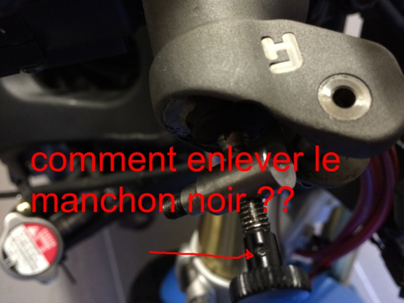 Levier frein accossato style brembo 220440photo312