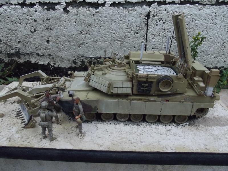 Abrams M1 ABV 1/35 RMF - Page 3 220513DSCF8692
