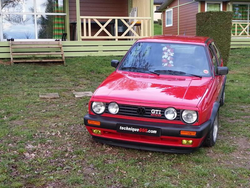 Golf MKII GTI G60 Mon Rêve depuis tout Gamin ; -) 22069720130517202004