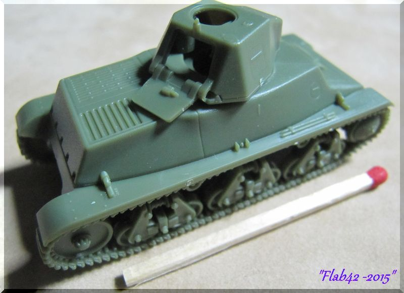 Hotchkiss H38-39 - S-model - 1/72ème 221438138