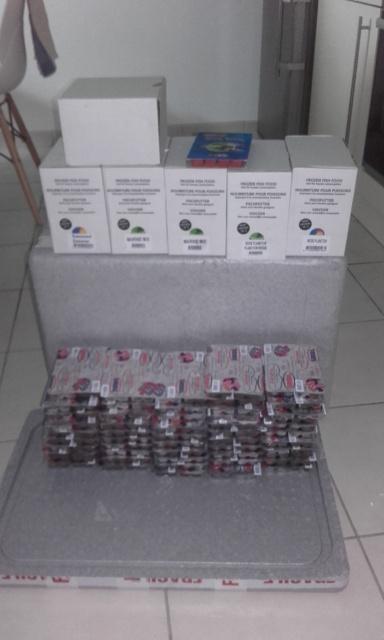 Unboxing d'une commande Grébil. 22180020171013124633