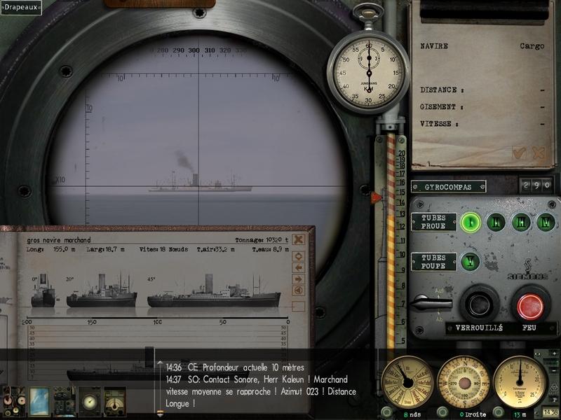 Silent Hunter III : rapports de patrouille. 222017Patr2