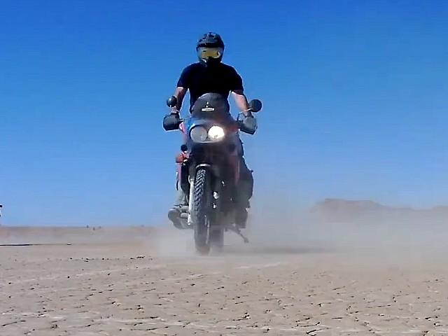 gaaazzz sur le lac iriki au maroc en video 222020San