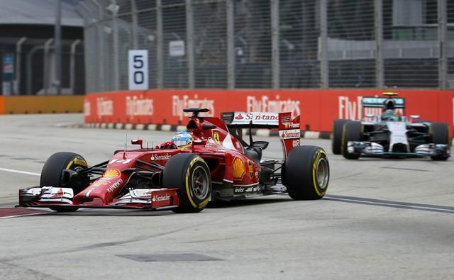 F1 GP de Singapour 2014 : (essais libres-1-2-3-Qualifications) 2221582014FernandoAlonso