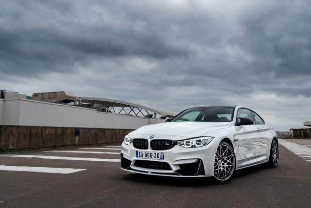 BMW M4 Coupé Tour Auto Edition : une édition française ultra limitée pour célébrer le rallye emblématique. 222422P90215115highResbmwm4coupetourau