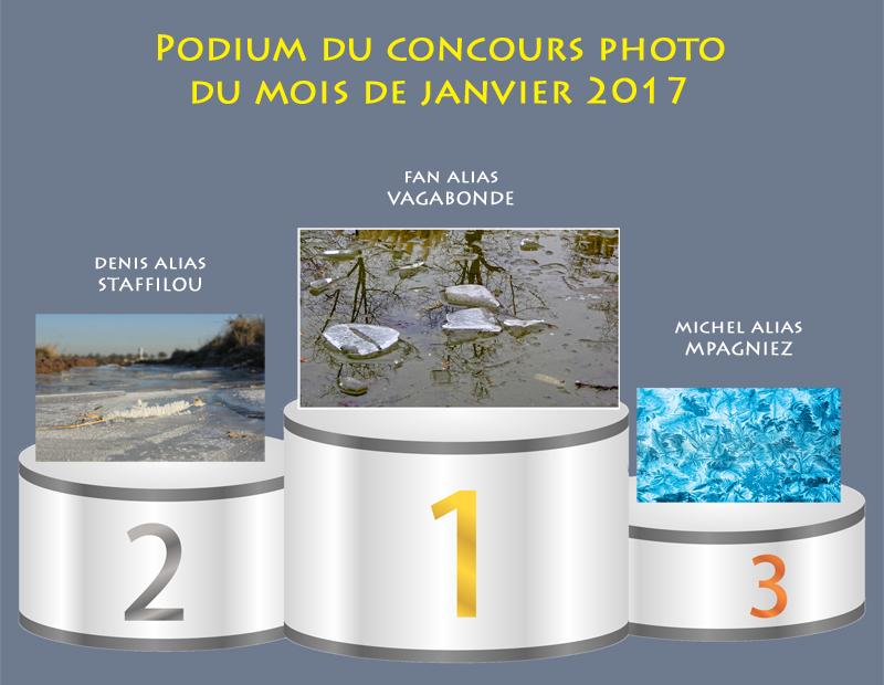 """Concours photo du mois de janvier 2017 - Thème """"Le froid"""" (terminé) 222439Podiumjanvier"""