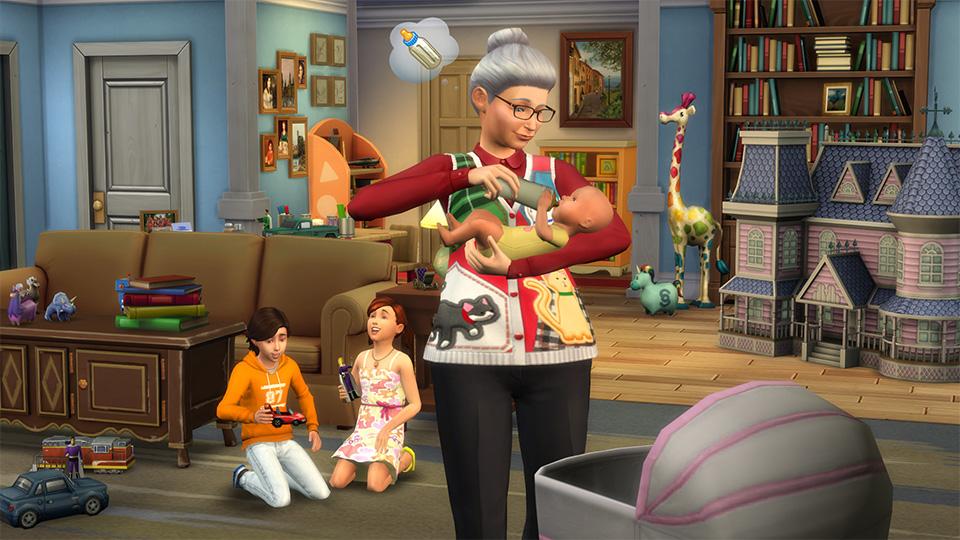 Les Sims 4 - Mises à jour du jeu - Page 3 222964TS4728NANNYSCREEN01001