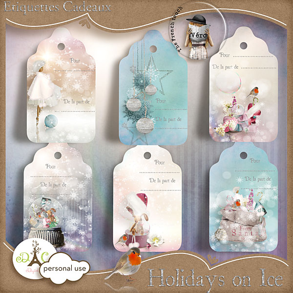 Véro - MAJ 02/03/17 - Spring has sprung ...  - $1 per pack  - Page 4 223307Previewholidaysonicefrenchtagsvero