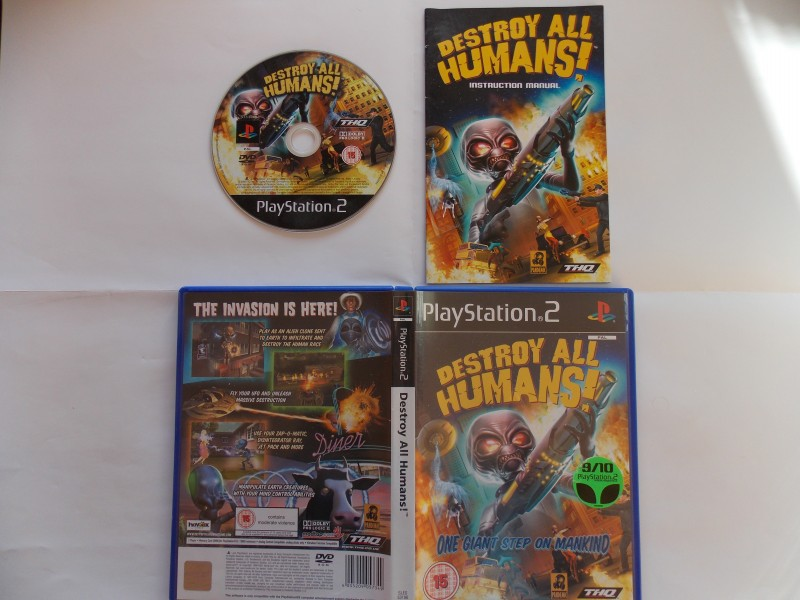 Destroy All Humans! 223794Playstation2DestroyAllHumans