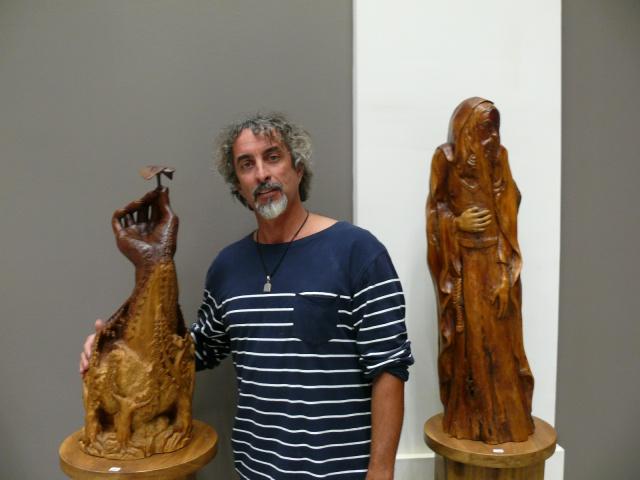 JJ - Christophe Vivant en expo 223821P1160613
