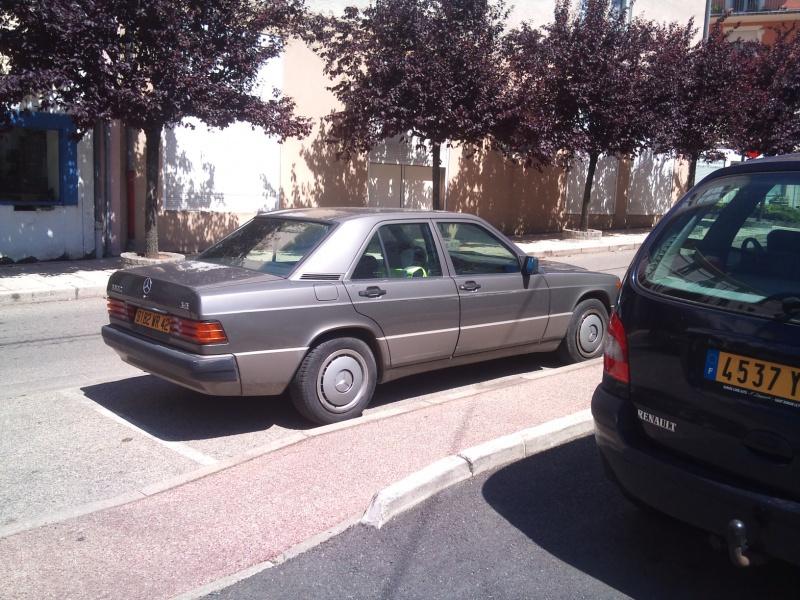 Mercedes 190 1.8 BVA, mon nouveau dailly - Page 9 224101DSC2326