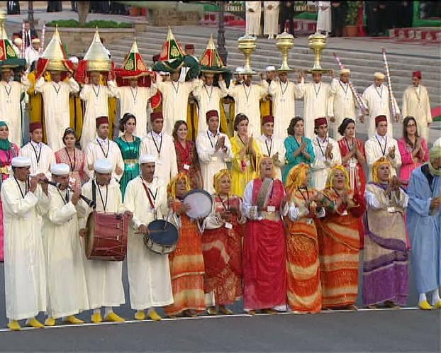 صور من زفاف الأمير مولاي رشيد 224114138336510233292210269701897489124923615821n