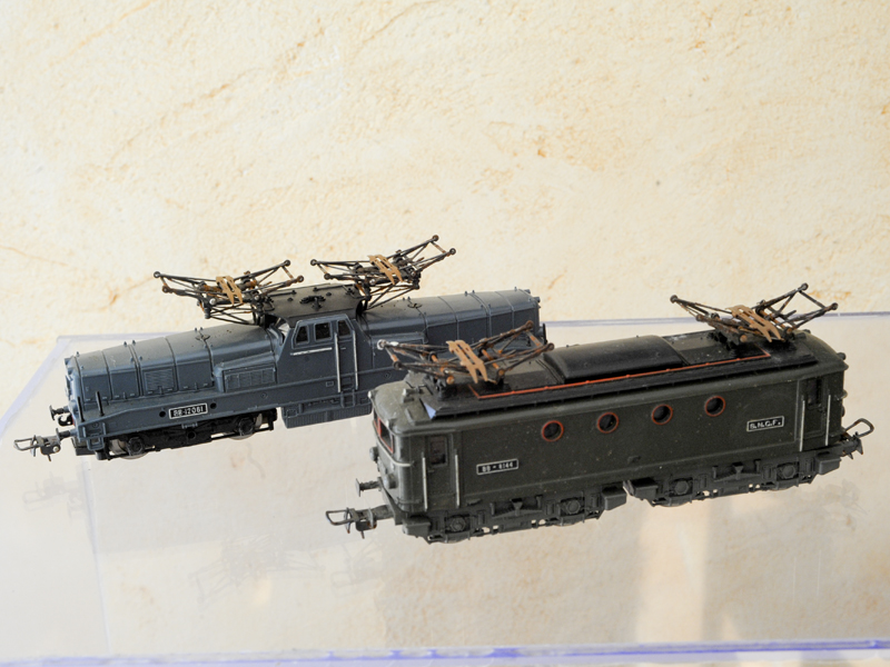 Vieux modèles ferroviaires Ho 224575Ferrov201603246