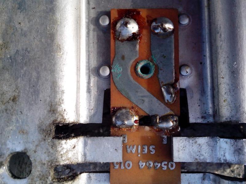 Problème ventilateur de chauffage. ( Résolu ) 224820IMG20140331180954
