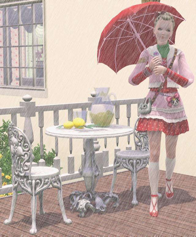 [Apprenti] Créer un effet pluie 225144778