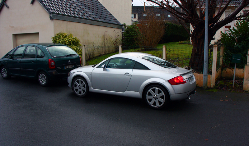 Zurma's mobile : Audi TT 225 Quattro. - Page 3 2252238337