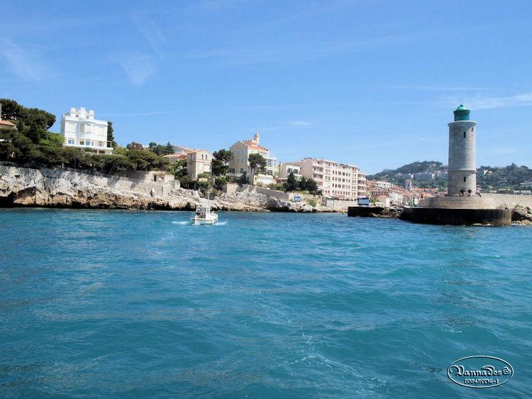 Cassis sur Mer et La Ciotat Bouches du Rhône 225395289