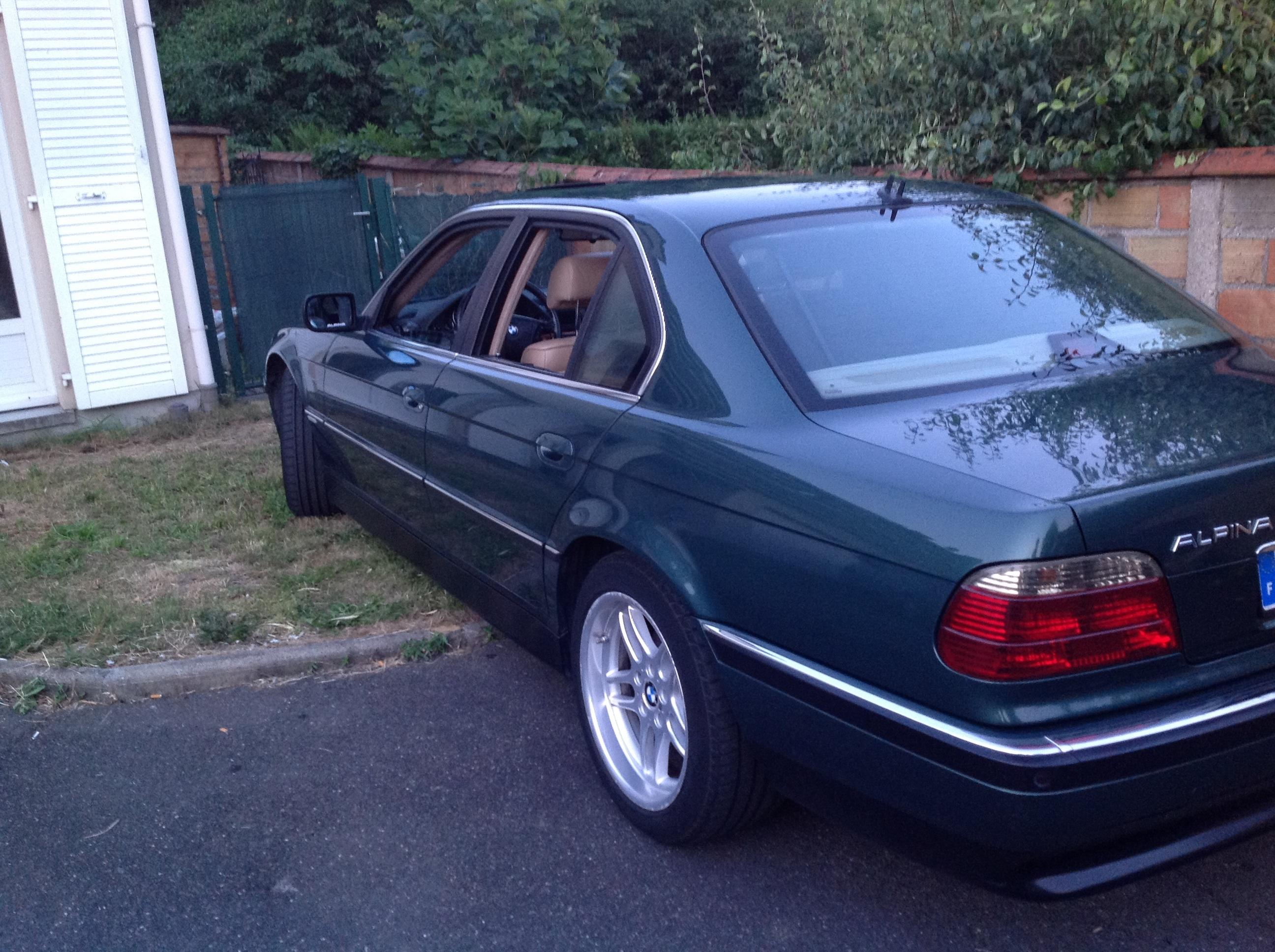 Ma BMW 740 D 225408image
