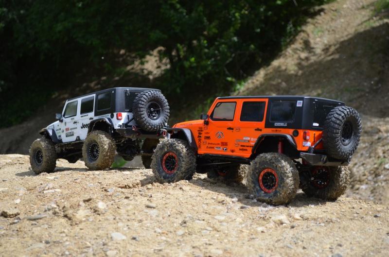 Jeep Wrangler Unlimited Rubicon kit de Marcogti - Page 2 225543DSC0038
