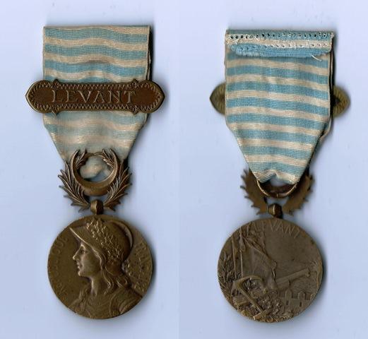 Terminé / Médaille du LEVANT Gros Module  225550levantGM1