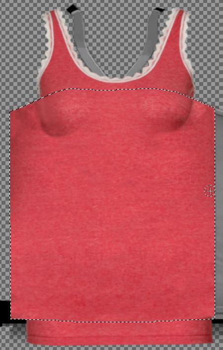 [Débutant] Créez vos vêtements - Partie III - The Gimp 225932photo12