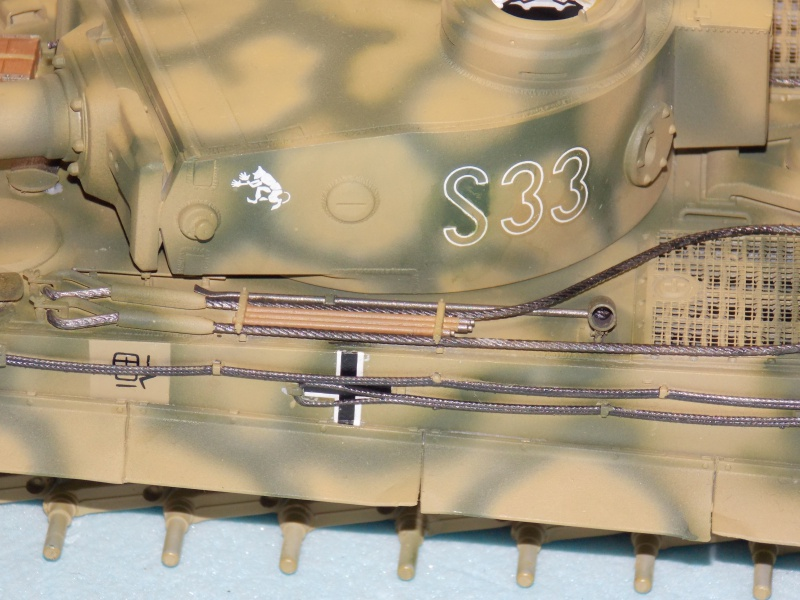 TIGRE S33  avant la bataille de Koursk juillet 43 (Dragon 1/35 dio DIODUMP) - Page 6 226418DSCN4680