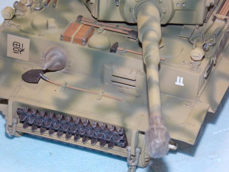 TIGRE S33  avant la bataille de Koursk juillet 43 (Dragon 1/35 dio DIODUMP) - Page 6 226925DSCN4675