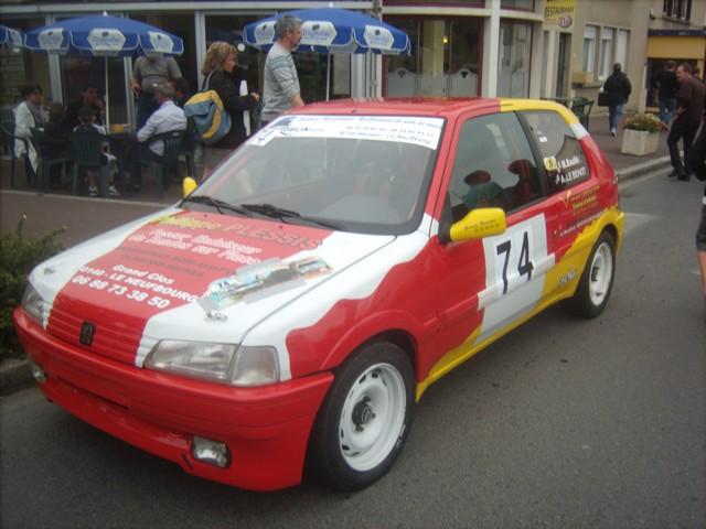 31è Rallye Tessy sur Vire Gouvets 2012 (vérifications techniques)  228123Sep01793