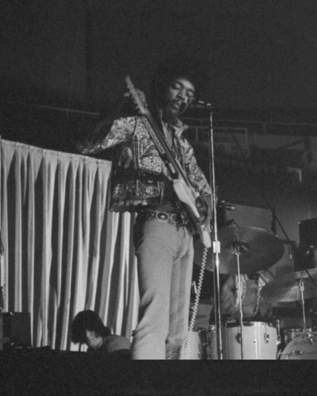 Phoenix (Memorial Coliseum) : 4 septembre 1968  22866619680904Phoenix13