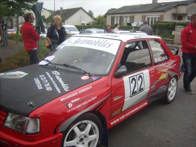 31è Rallye Tessy sur Vire Gouvets 2012 (vérifications techniques)  228935Sep01786