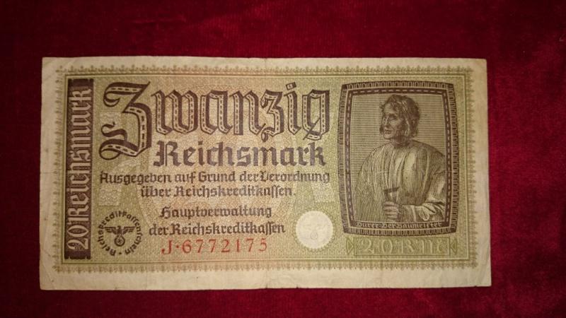 lot billet 20 et 50 reichsmark 229067DSC0034
