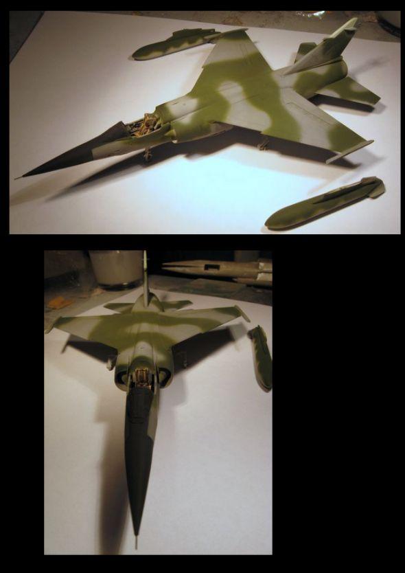 Mirage F1 CR heller 72e 229238Capturersdsq