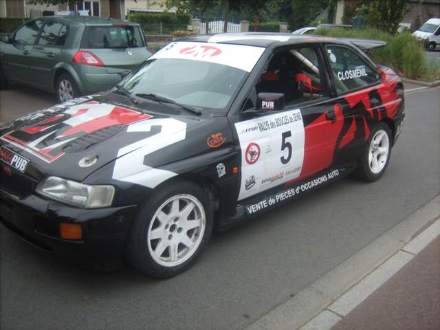31è Rallye Tessy sur Vire Gouvets 2012 (vérifications techniques)  229493Sep01817
