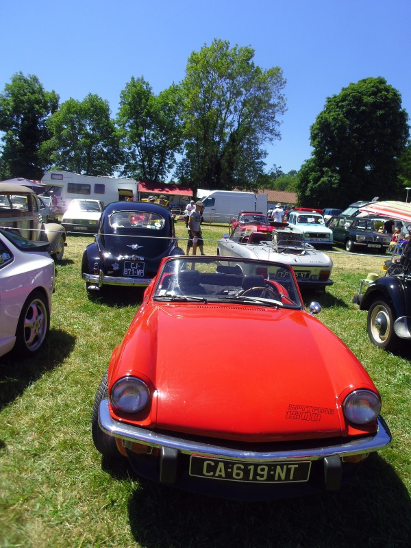 43 St VINCENT: 16ème Festival des vieilles mécaniques 2016 (Haute Loire) - Page 4 229847IMGP5735