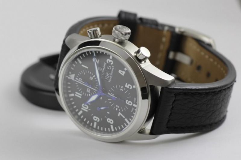 Fortis B42 Flieger Chrono GMT  23041118