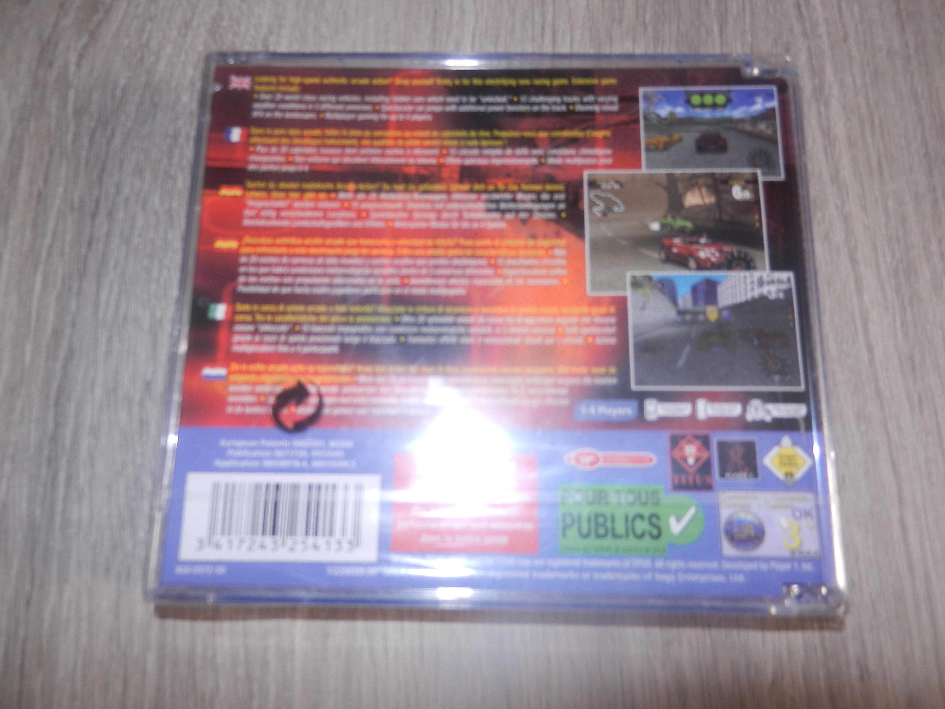 [OK] Fullset Dreamcast PAL FR sous BLISTER : TERMINE au 12/12/16 231310DSCN2447