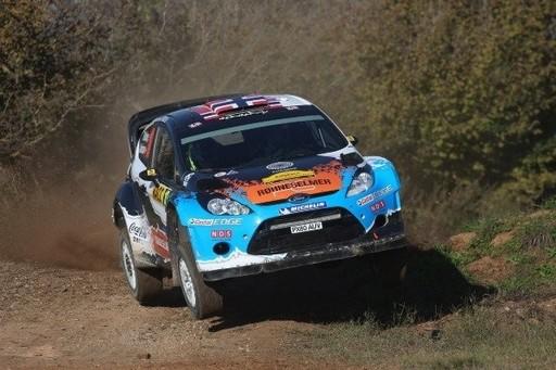 WRC Rallye d'Espagne 2012 : (Jour 1 et jour 2) 2319012012rallyeespagneMadsOstberg