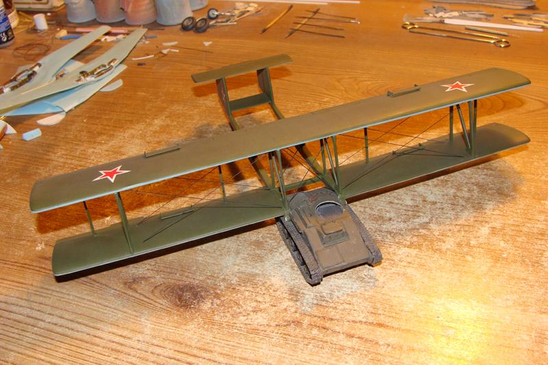 Antonov A-40 (KT) - Amodel - 1/72ème 232766DSC06414