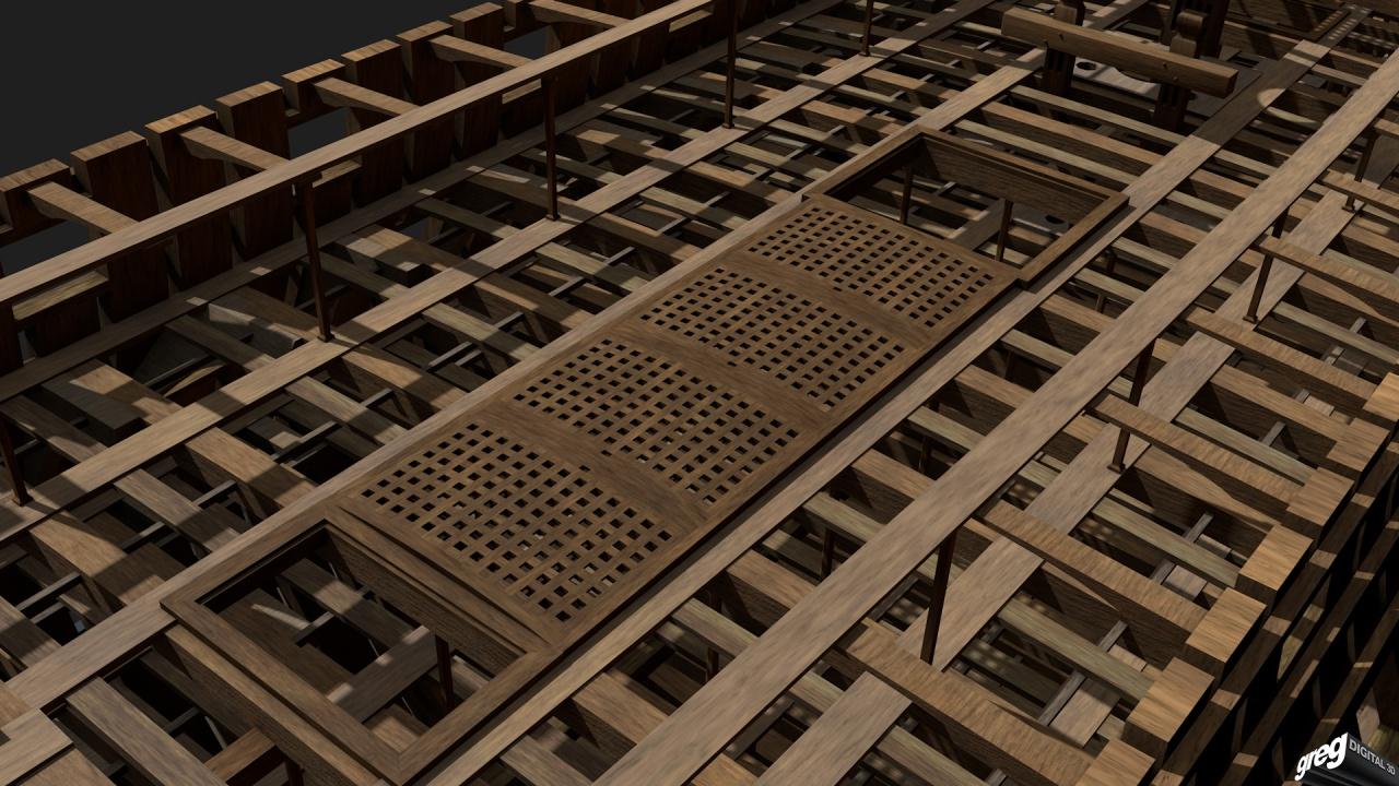 Vaisseau 74 canons Lucide (Création 3D) de Greg_3D - Page 3 232943Squelettecaillebotis3